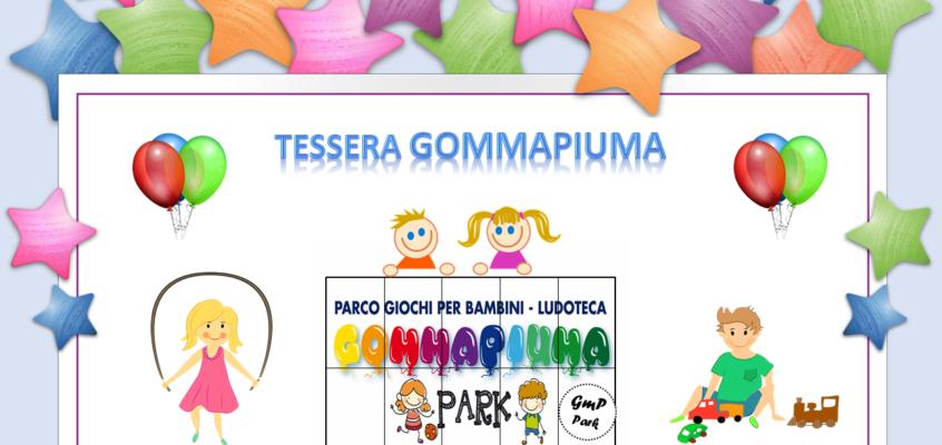 Tessera Gommapiuma